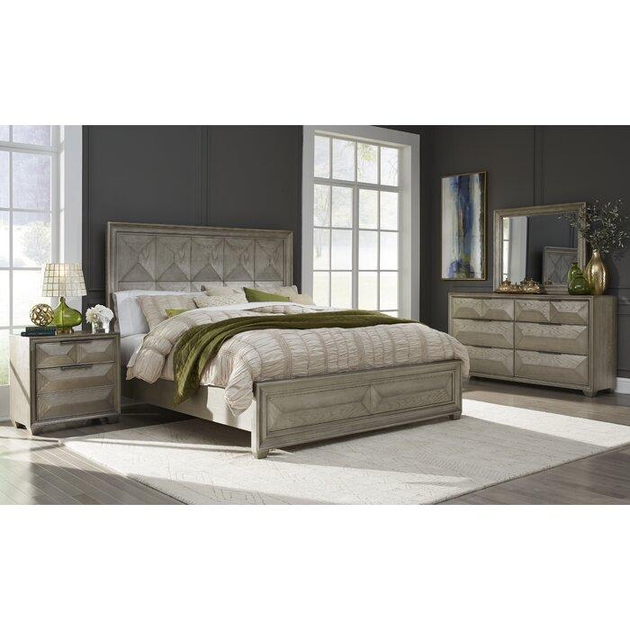Daley King Standard Configurable Bedroom Set