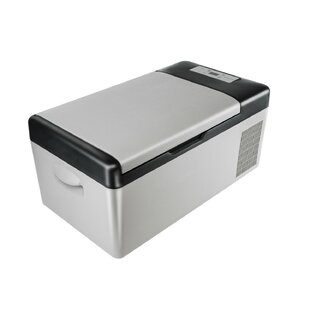Portable Ice-free Quiet 16 qt. Frost-Free Chest Freezer