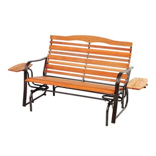 Millwood Pines Vance Glider Bench
