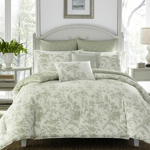 Natalie 100% Cotton Reversible Duvet Cover Set by Laura Ashley Home