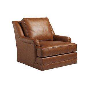 Tommy Bahama Home Los Altos Swivel Club Chair