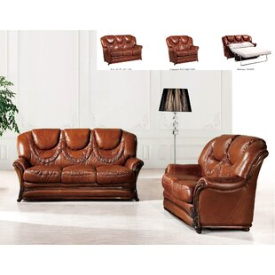 Noci Design 2 Sleeper Piece Living Room Set