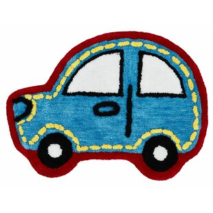 Car Blue Rug by Catherine Lansfield