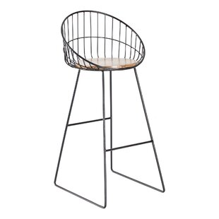 Craven 72cm Bar Stool By Alpen Home