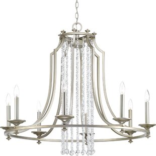 Joines 8-Light Chandelier ..