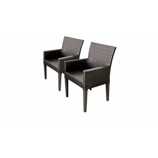 Belle Patio Dining Chair (Set of 2)