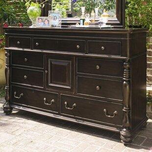Paula Deen Home Steel Magnolia 9 Drawer Dresser