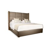 Berl Tufted Solid Wood and Upholstered Low Profile Standard Bed by Latitude Run®