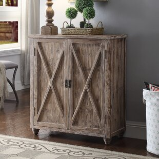 Meek 2 Door Accent Cabinet by Gracie Oaks