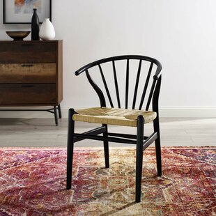 Weedman Solid Wood Dining Chair