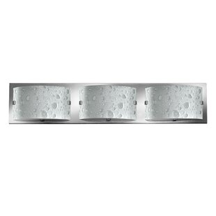 Brayden Studio Kennedy 3-Light Bath Bar