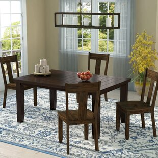 Lecroy Dining Table Millwood Pines