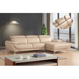 Waldman Reversible Corner Sofa By Metro Lane