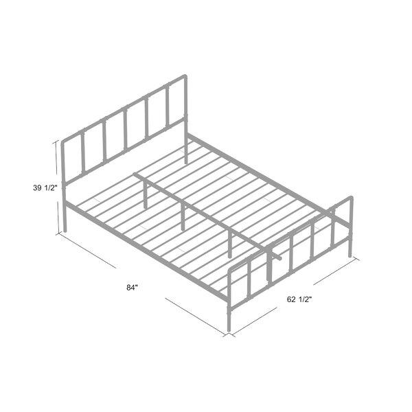 Williston Forge Esther Queen Platform Bed Reviews Wayfair