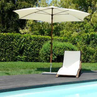 Verena 2.8m Beach Parasol By Freeport Park