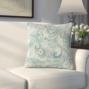 Overshores Paisley Throw Pillow (Set of 2)