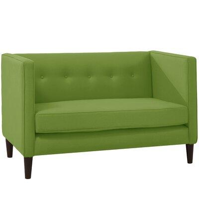 Phenomenal Crosby Chesterfield Settee Wayfair Custom Upholstery Body Creativecarmelina Interior Chair Design Creativecarmelinacom
