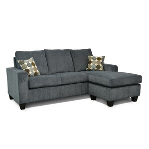 Morpheus Reversible Sectional With Ottoman