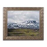 Mountains Trademark Fine Art Framed Art You Ll Love In 2021 Wayfair