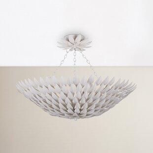 Rochelle 6-Light Semi Flush Mount by Willa Arlo Interiors