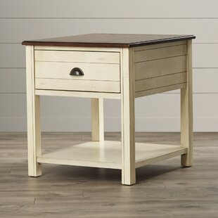 Chesapeake End Table With Storage