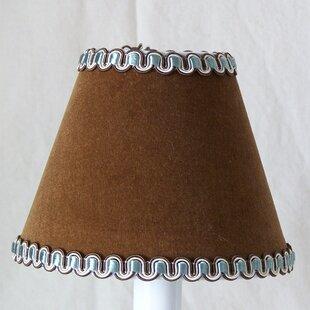 Fuzzy Wuzzy Bear 11 Fabric Empire Lamp Shade