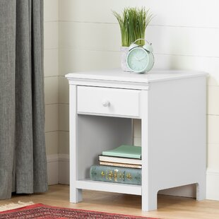 Shop For Cotton Candy 1 Drawer Nightstand by South Shore Reviews (2019) & Buyer's Guide