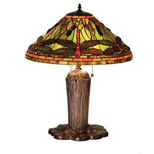 Tiffany Dragonfly 25 Table Lamp