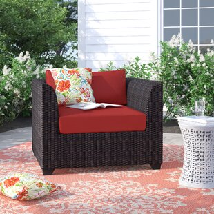 Tegan Patio Chair With Cushions by Sol 72 Outdoor Best