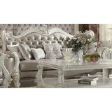 Tanner Standard Sofa with 7 Pillows by Andrew Home Studio