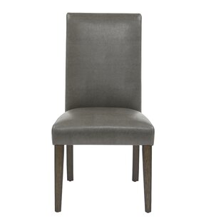 Ivy Bronx Greenville Lace Back Upholstered Dining Chair
