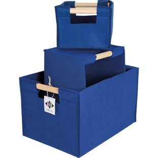 Grimmett Felt Box By Ebern Designs