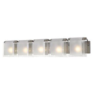 Check Prices Kadlec 5-Light Bath Bar By Orren Ellis