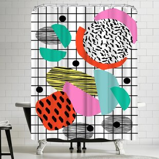 Wacka Designs Posse Single Shower Curtain