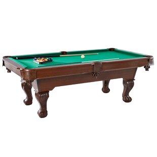 Pool billiards tables youll love wayfair barrington springdale 7 6 pool table greentooth Images
