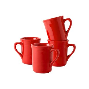 3d91b4a92f2 Red Coffee Cups You'll Love in 2019 | Wayfair