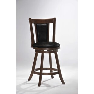Sousa 24 Swivel Bar Stool Loon Peak