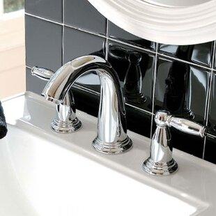 Swing C Widespread Faucet Standard Bathroom Faucet ByHansgrohe