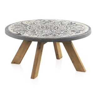 Webber Coffee Table By World Menagerie