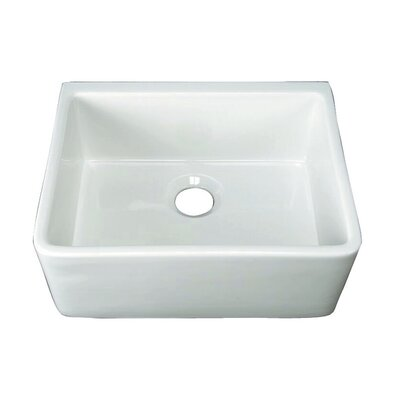 "Bathroom Sink 24 X 18 empire industries olde london 24"" x 18"" farmhouse kitchen sink"