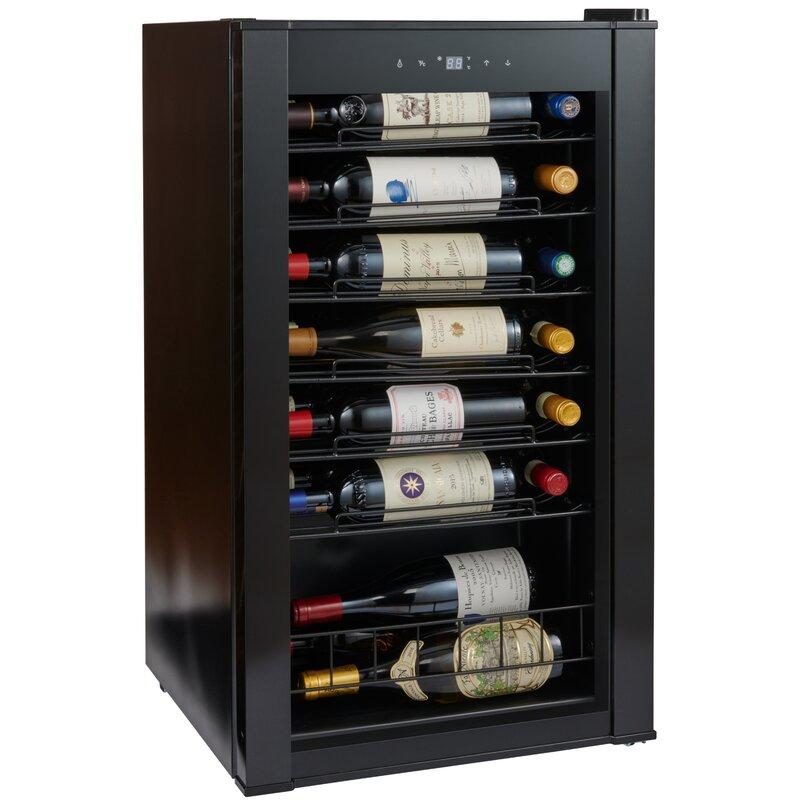 ef49ff6d76 Wine Enthusiast Companies 36 Bottle VinoView Single Zone ...