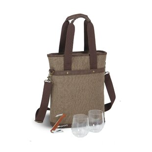 Omega Double Bottle Bag Carrier