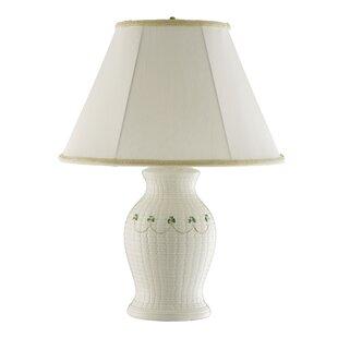 Belleek Group Braid 19.5'' Table Lamp