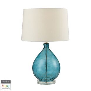 Fu Glass 24 Table Lamp