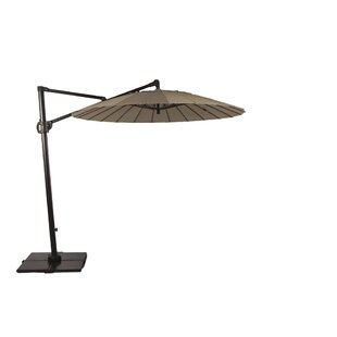 Amauri Outdoor Living, Inc Malibu Bliss 9' Cantilever Umbrella