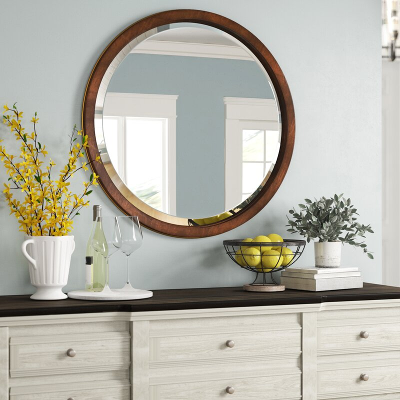 Arvid Accent Mirror