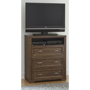 Online Reviews Logan 3 Drawer Media Chest By My Home Furnishings
