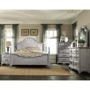 Darby Home Co Chelmscote Panel Configurable Bedroom Set