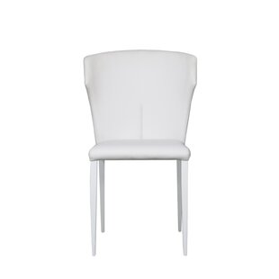 Zismer Upholstered Dining Chair (Set of 2) by Orren Ellis