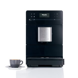 10-Cup Fully Automatic Coffee Maker by Miele New Design